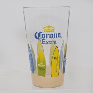 Corona Extra Beer Surfboard Glass Find Your Beach